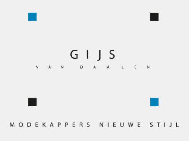 Gijs van Daalen modekappers